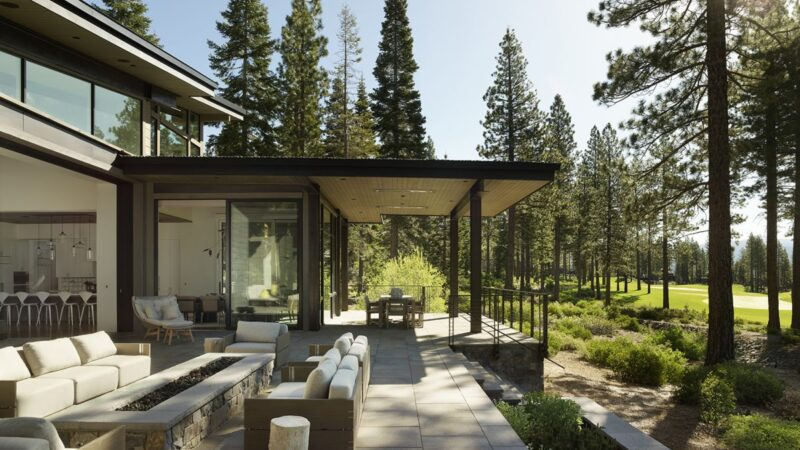 Martis Camp Residence 188 by Walton Architecture + Engineering