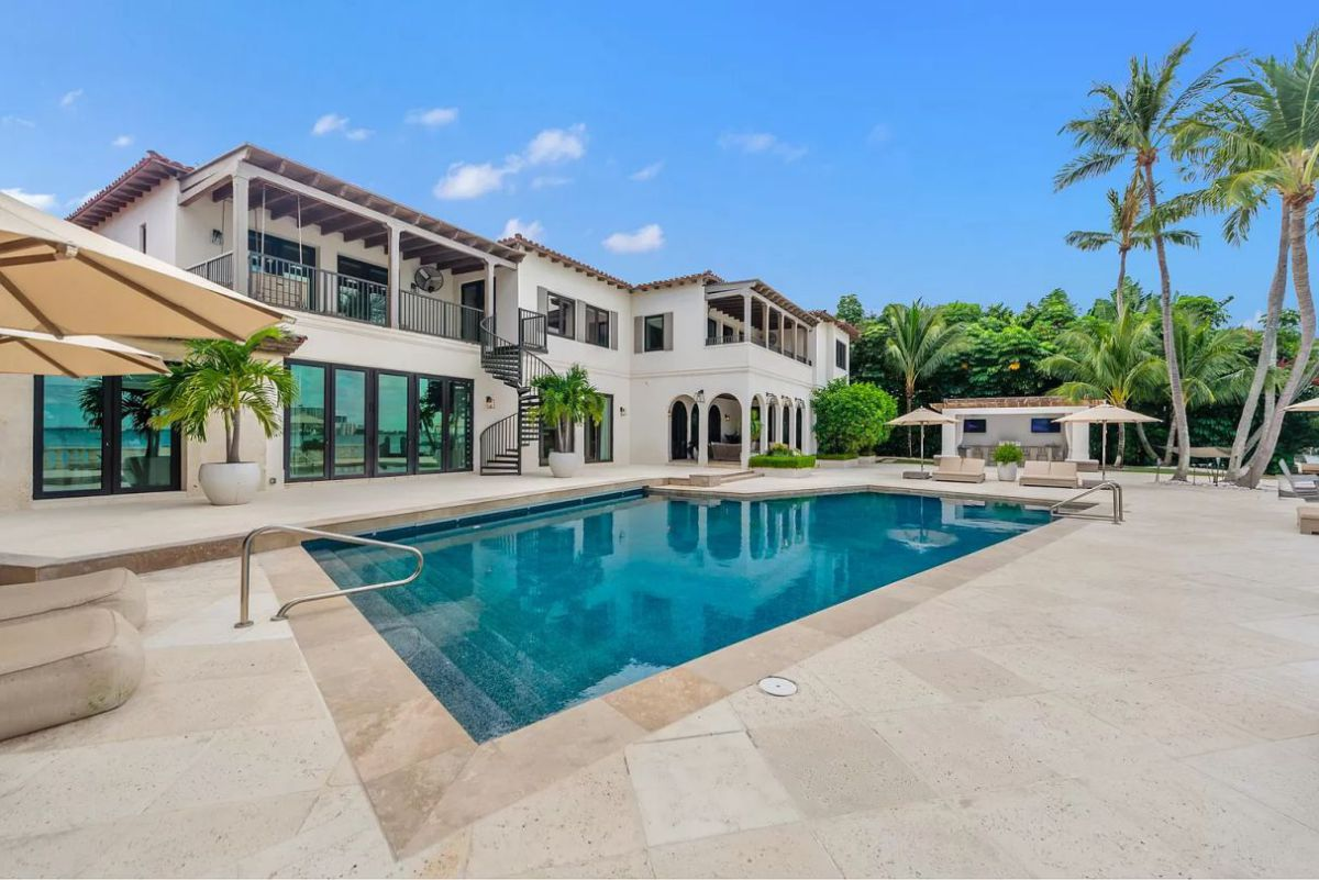 Miami Beach Resort Style Home for Sale