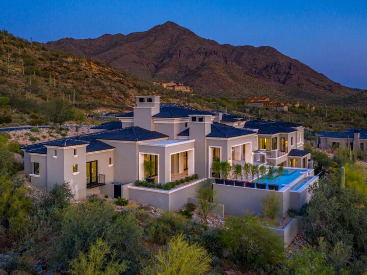 New Mediterranean Scottsdale House for Sale at $6.35 Million