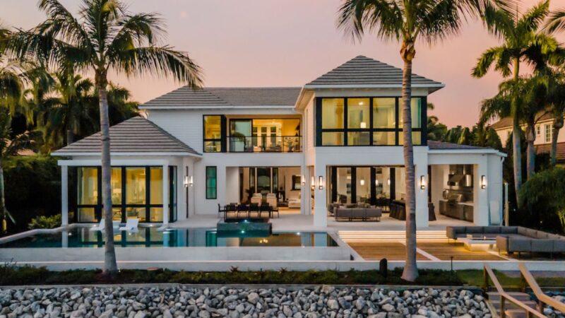 Remarkable Port Royal Luxury Home in Naples hit Market for $18.9 Million