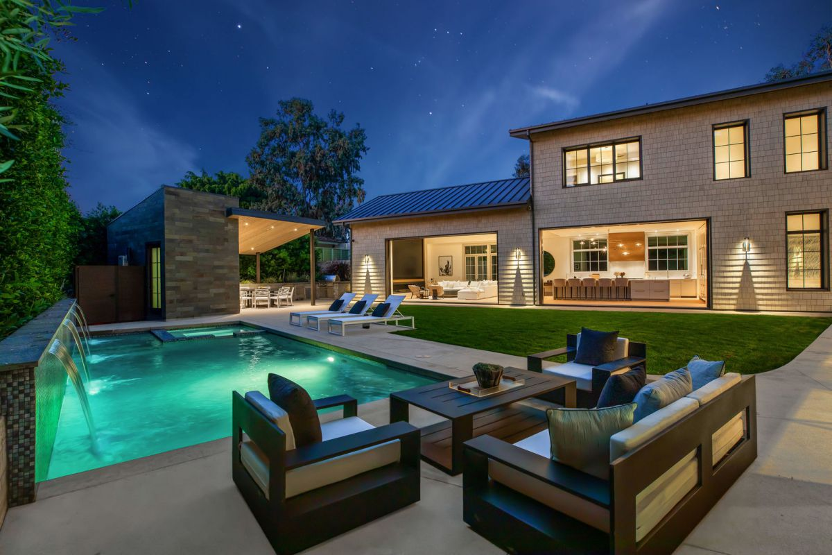 Sophisticated Pacific Palisades New Masterpiece for Sale at $15 Million