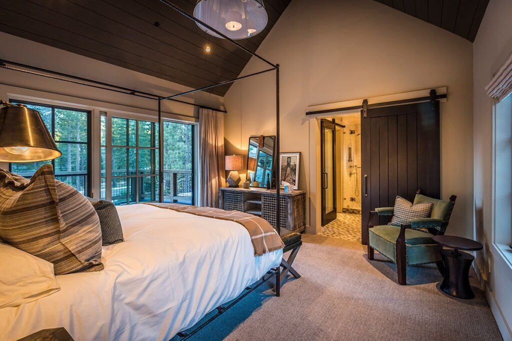 Stunning Martis Camp Home Lot 308 by Kelly and Ston Architects