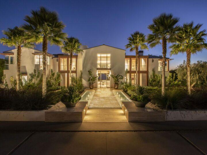 World-class Hope Ranch Masterpiece in Santa Barbara