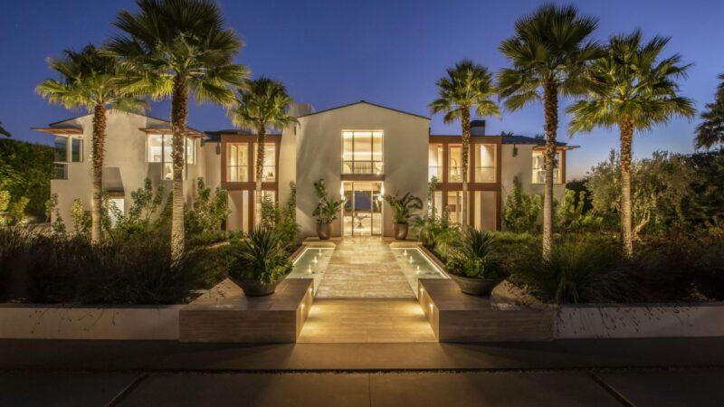 $27.5 Million World-class Hope Ranch House in Santa Barbara