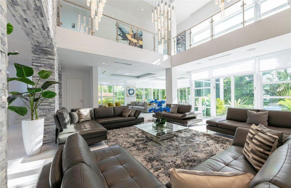 A Modern Resort-Style Golden Beach Home for Sale