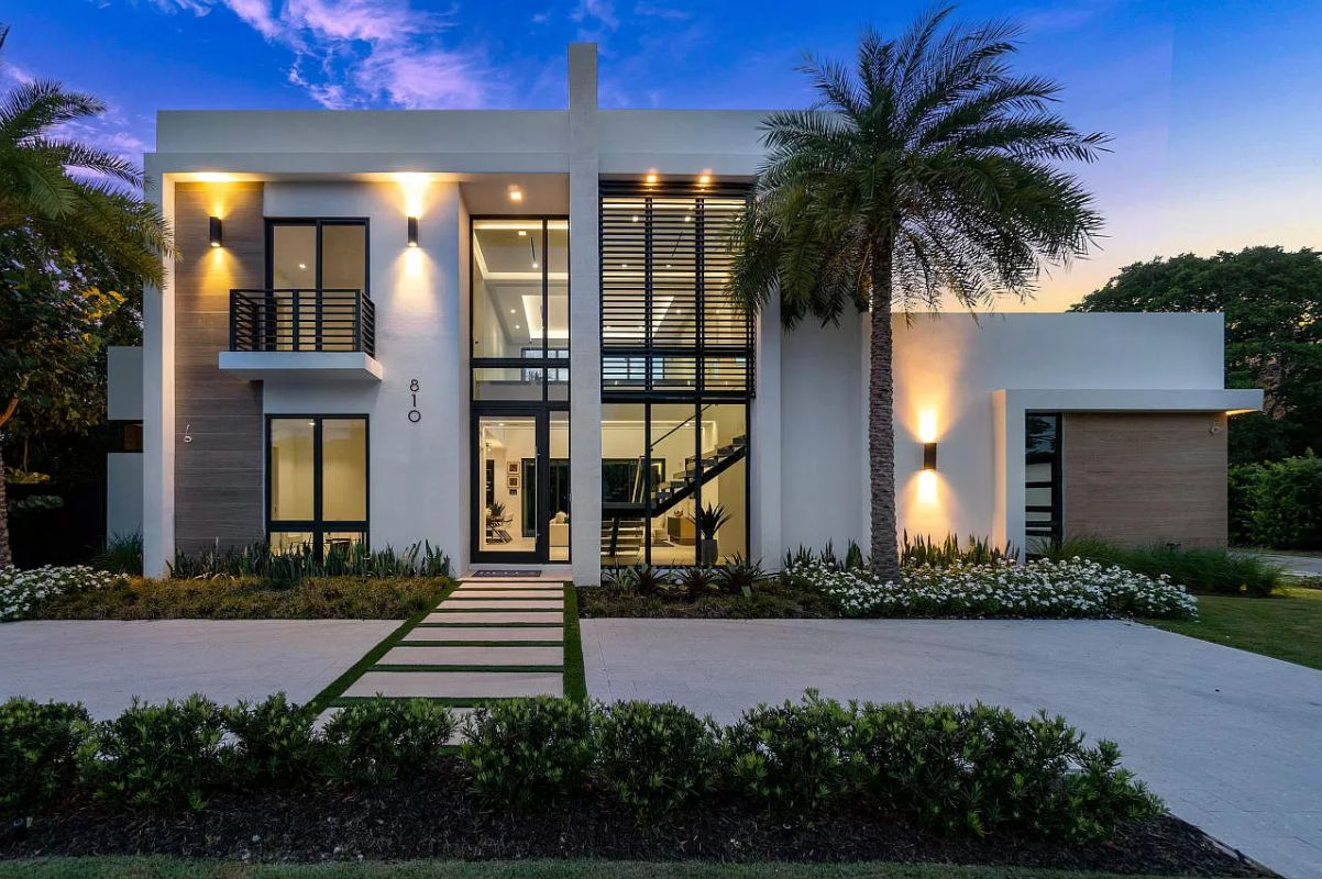 An Unforgettably Elegant Delray Beach Home for Sale