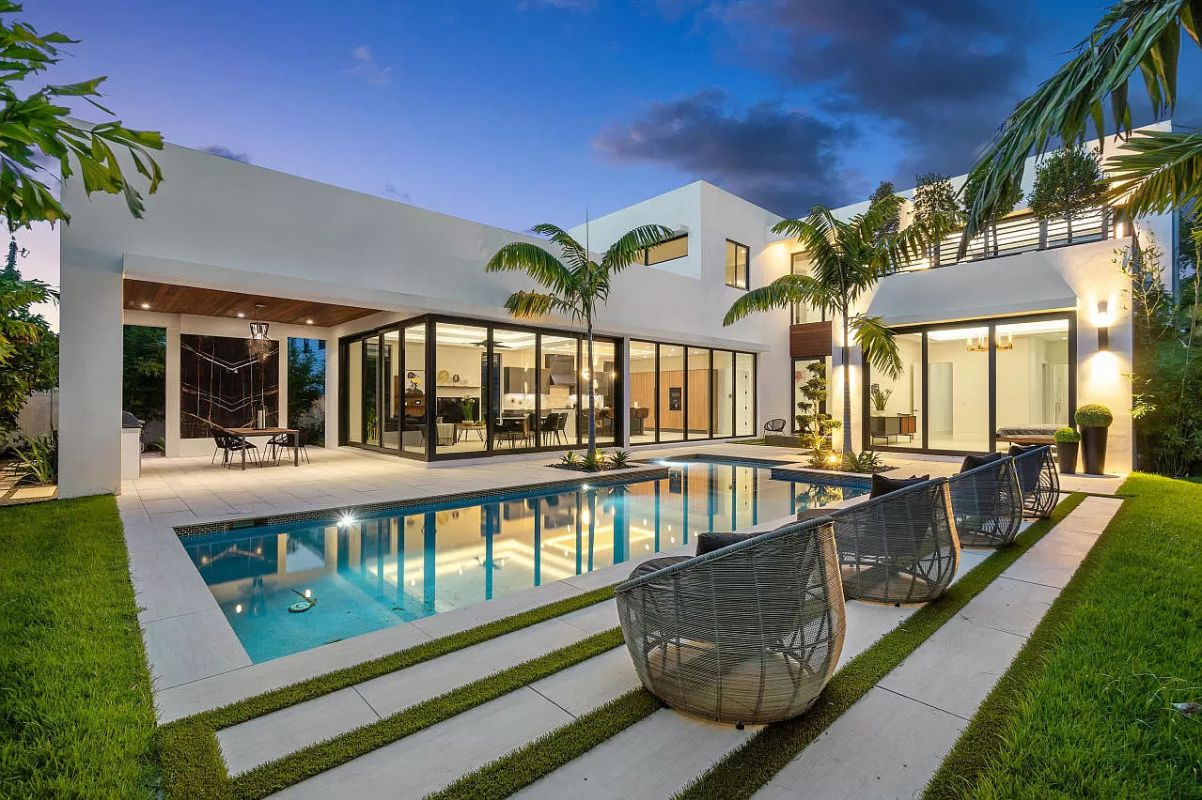 Brand New Delray Beach Contemporary Home for Sale