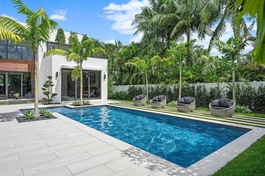 Brand New Delray Beach Contemporary Home for Sale
