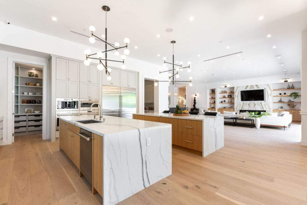 Brand New Modern Farmhome in Encino