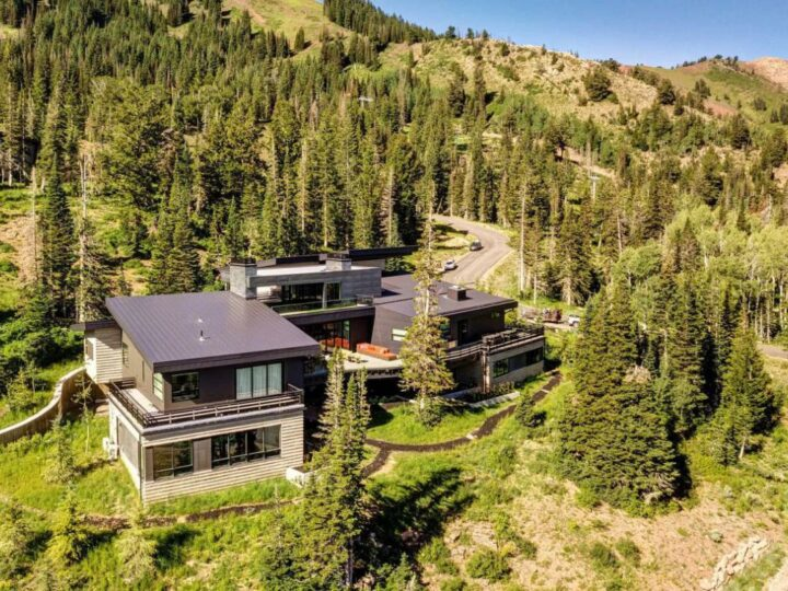 Breathtaking Modern Utah Home for Sale at $14.4 Million
