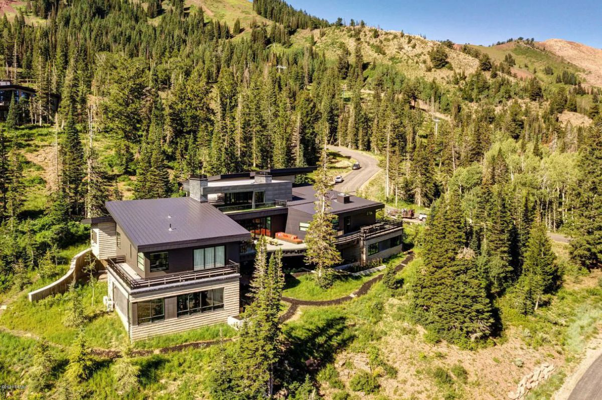 Breathtaking Modern Utah Home for Sale at $14.4 Million