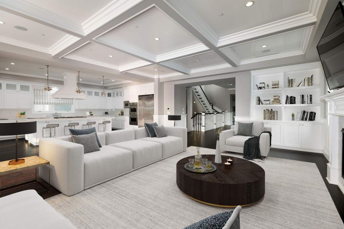 Brilliant 5 bed 7 bath Pacific Palisades Home for Sale