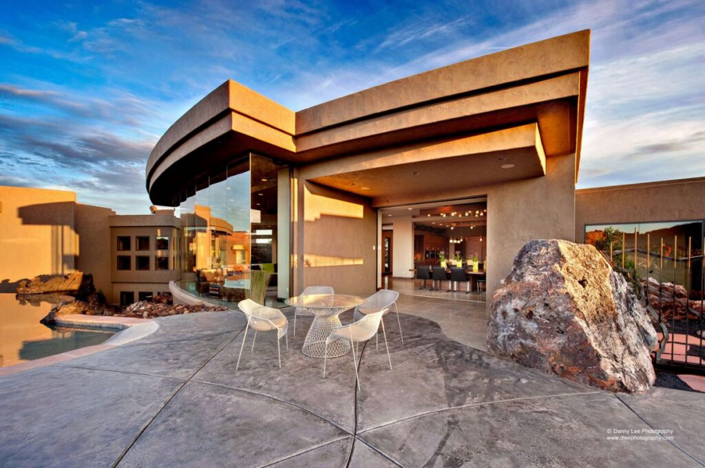Cheng Residence - A Dream Home in Utah by McQuay Architects