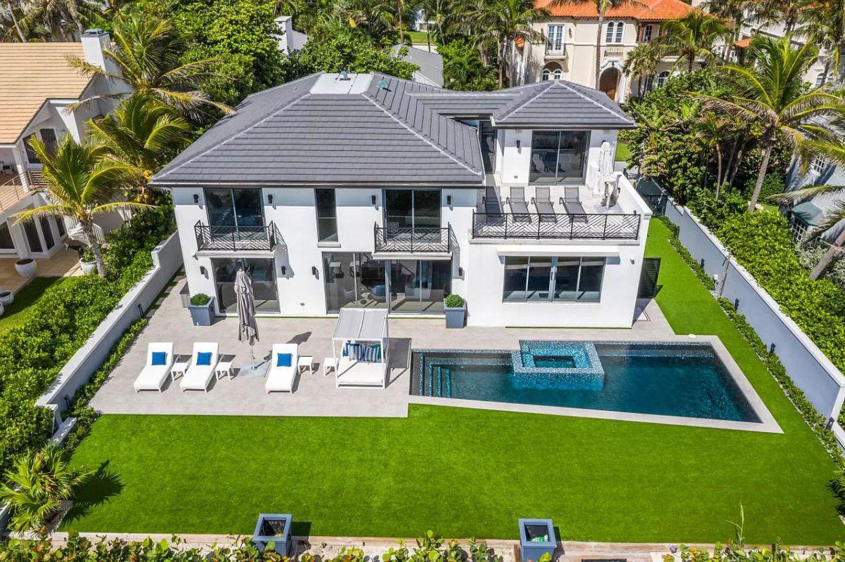 Completely Rebuilt Modern Ocean Ridge Home for Sale