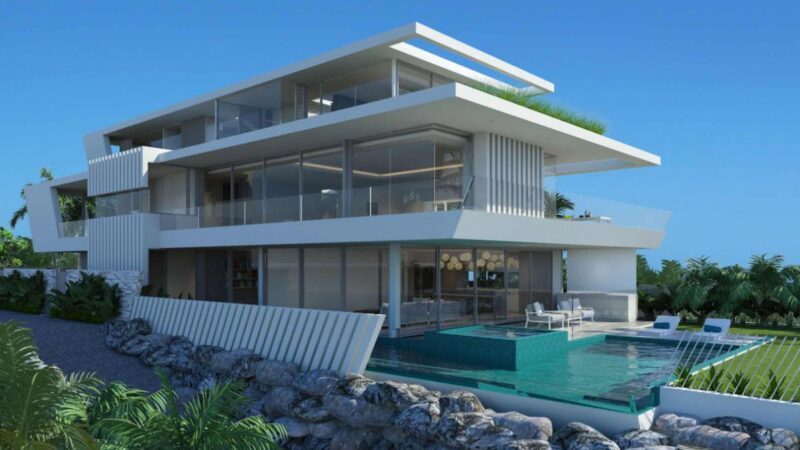Design Concept of Curl Curl House by Chris Clout Design