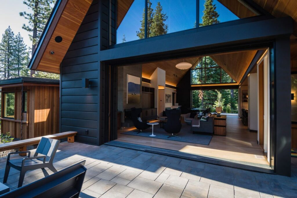 Exceptional Martis Camp Home on Lot 206 by Ryan Group Architects
