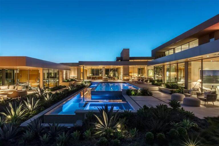 Exquisite Modernist La Jolla House for Sale