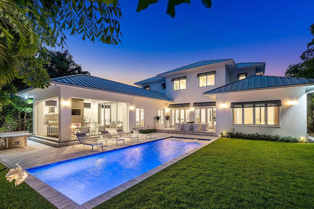 Exquisite Smart Delray Beach Home for Sale for Sale at $2.55 Million