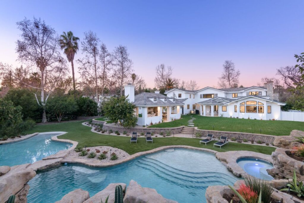 Exquisitely Remodeled Hidden Hills Home for Sale