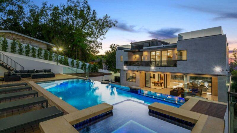 Exquisitely designed Sherman Oaks Home for Sale at $6.295 Million
