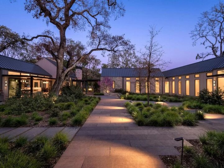 Extraordinary Four Bedroom Santa Rosa Home for Sale at $8.75 Million