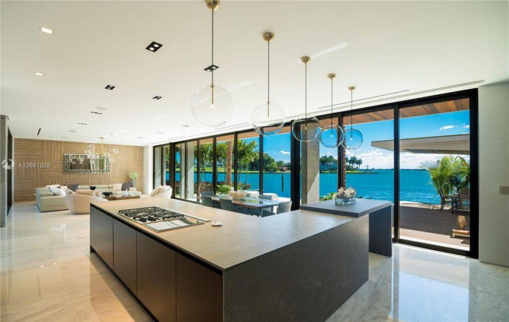 Florida Dream Home in Exclusive Bay Harbor Islands