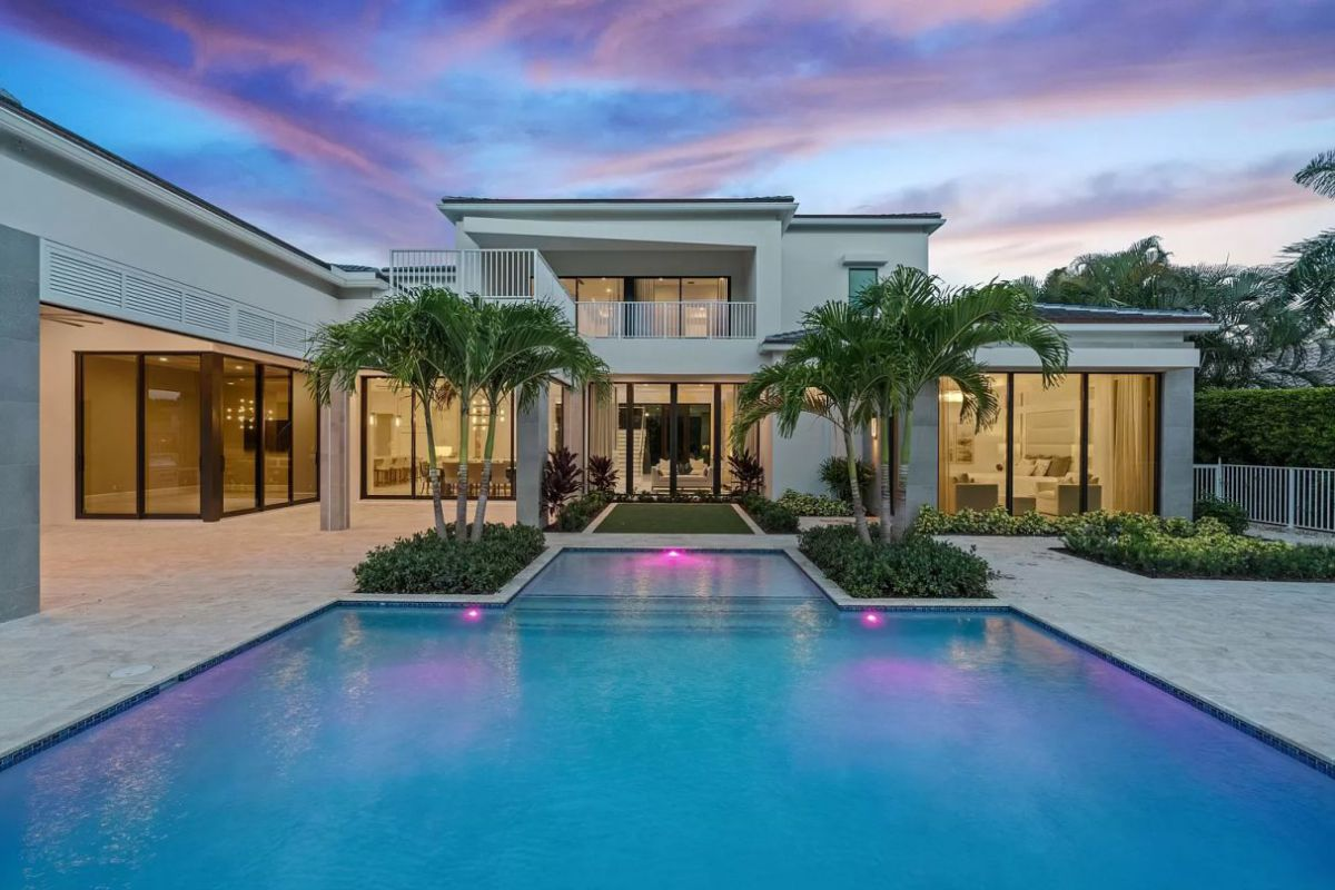 Florida's Jupiter New Construction Home hits Market