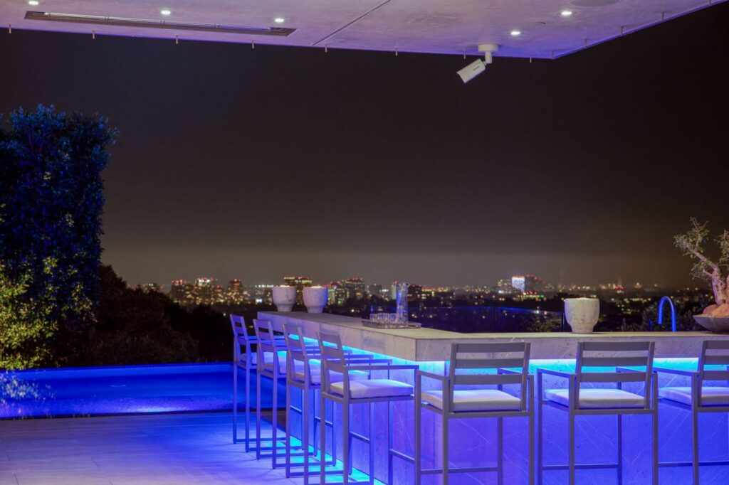 Iconic Brand New Beverly Hills Mansion hits Market