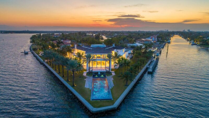 Iconic Florida Mansion in Coral Gables Returns Market for $49.9 Million