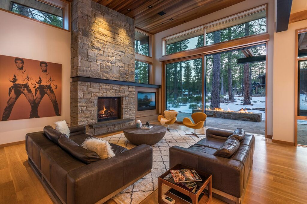 Lake Tahoe Home on Martis Lot 345 by Walton Architecture + Engineering