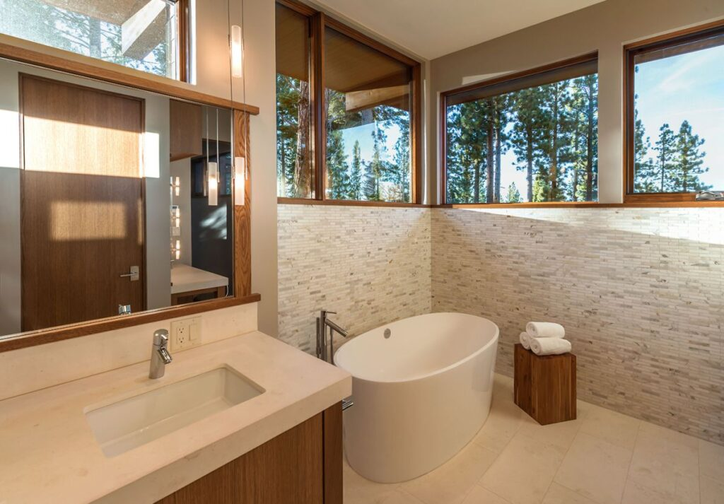 Lake Tahoe House on Martis Lot 597 by Walton Architecture + Engineering