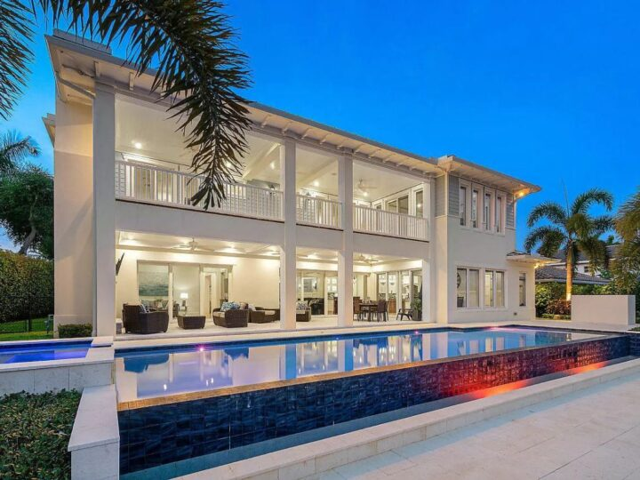 Magnificent Custom-built Boca Raton Home for Sale at $3.975 Million