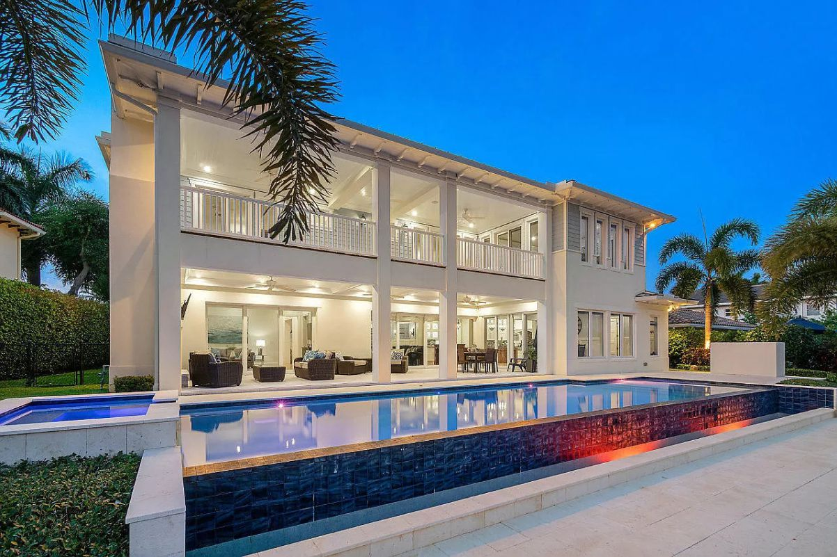 Magnificent Custom-built Boca Raton Home for Sale