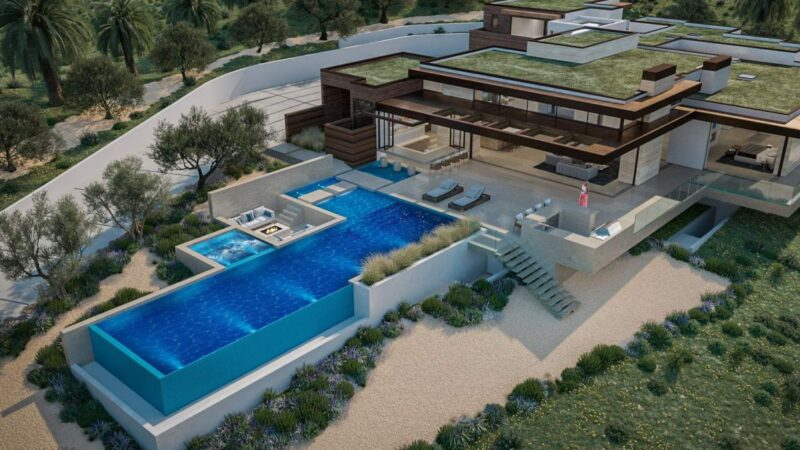 Malibu Contemporary Home Design Concept by Doug Burdge