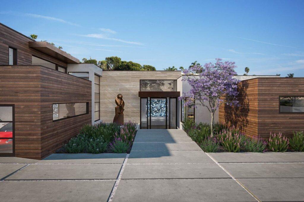 Malibu Contemporary Home Design Concept by Doug Burdge
