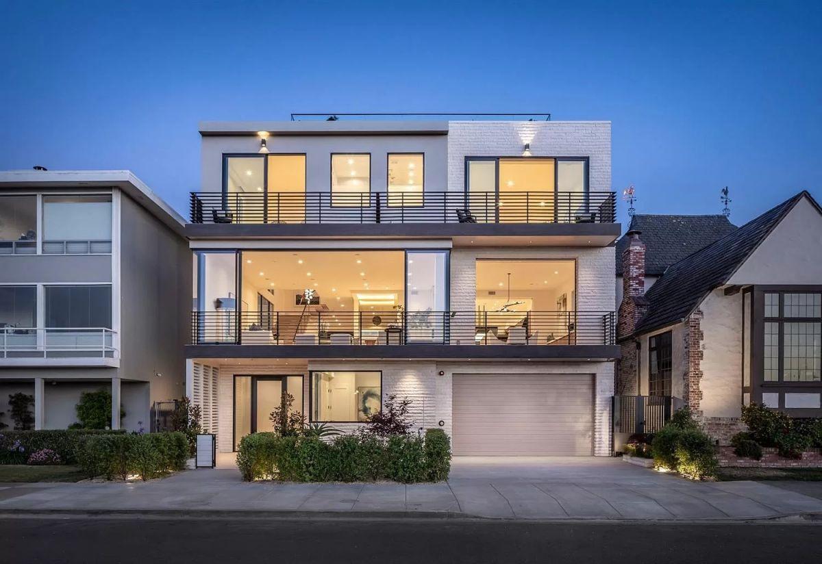 $25 Million Marina House Showcases the Pinnacle of San Francisco Living