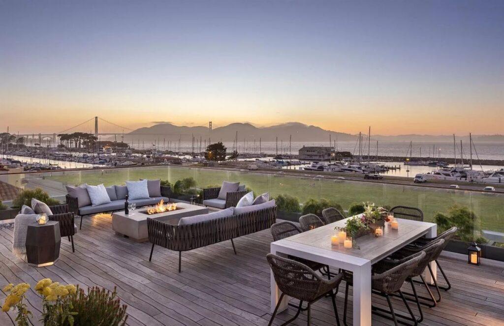 Marina House Showcases the Pinnacle of San Francisco Living