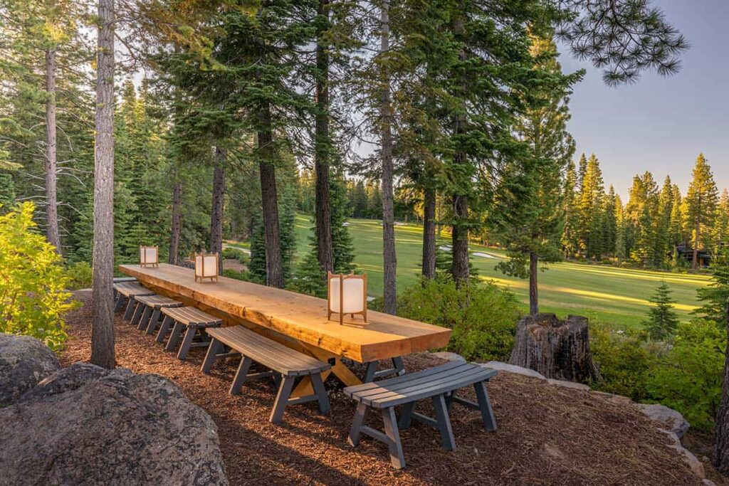 Martis Camp Mountain House lot 117 by Walton Architecture + Engineering