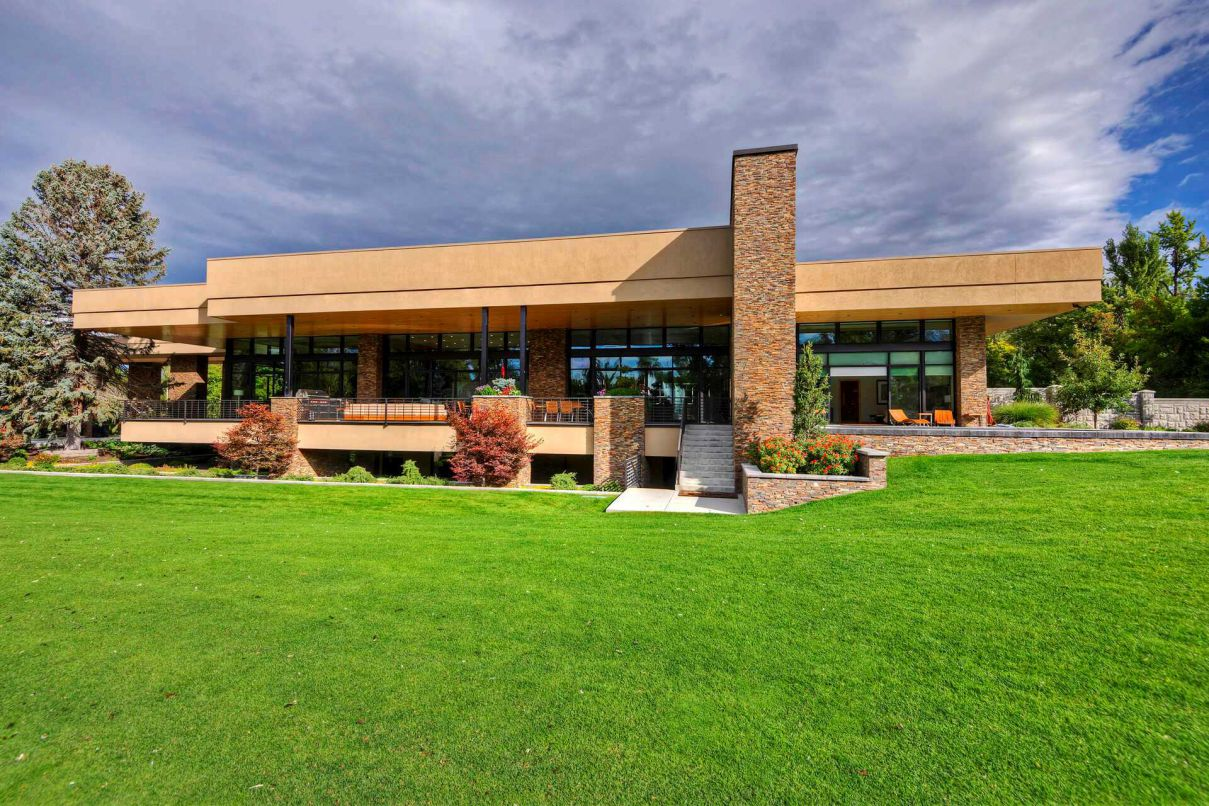 One of the Finest Contemporary Homes in Utah Asking $8.995 Million