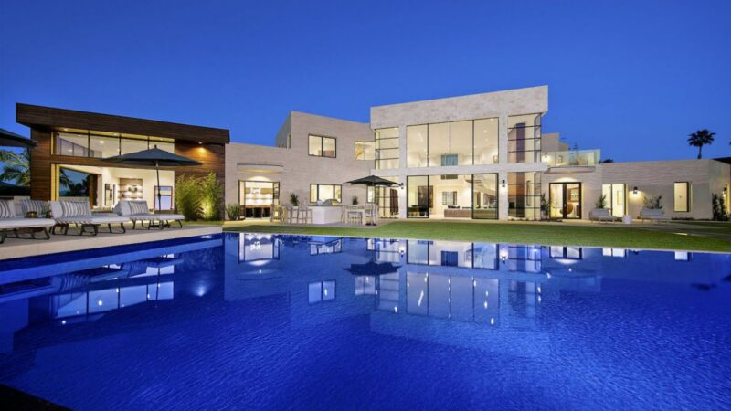 Outstanding Brand New Rancho Santa Fe House for Sale at $11.5 Million