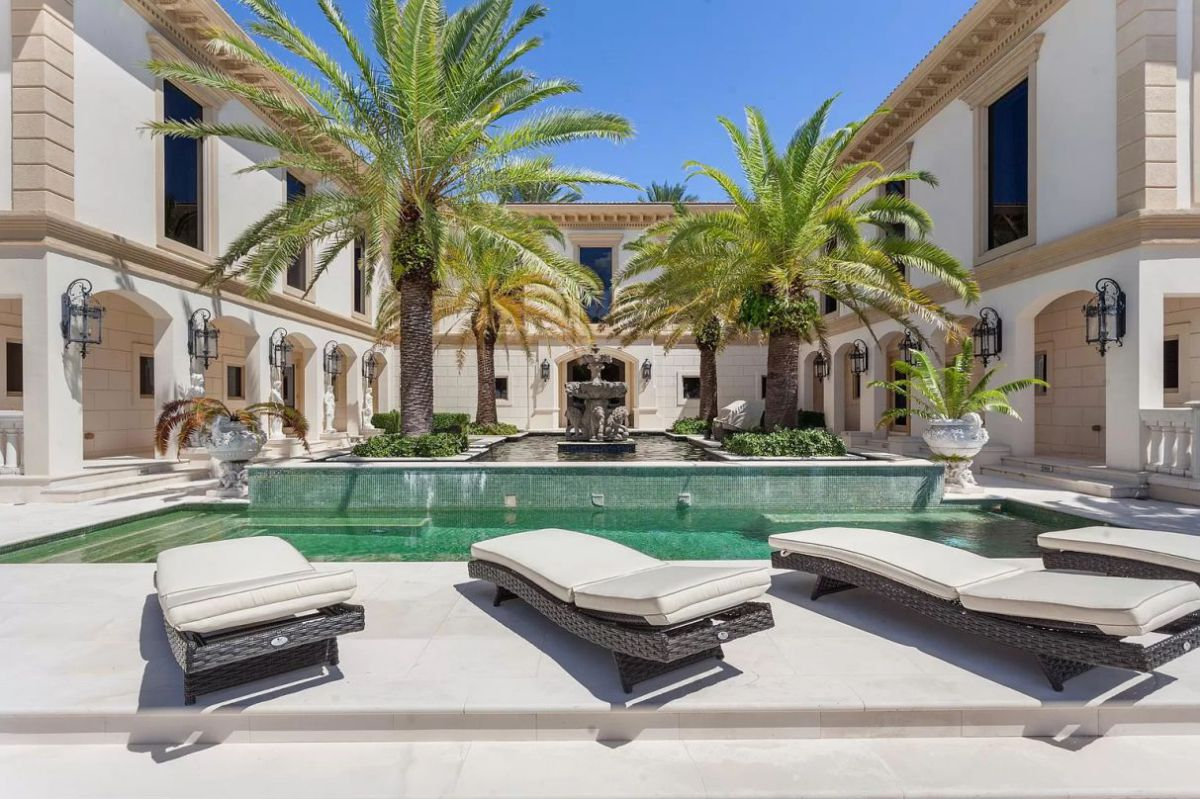 Stunning Fort Lauderdale House on Royal Plaza offered at $7.5 Million