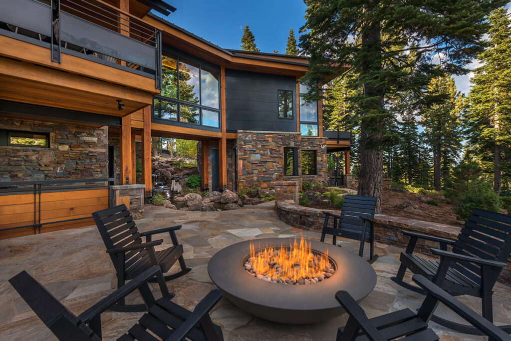 Truckee Home at Matis Camp Lot 59 by Walton Architecture + Engineering