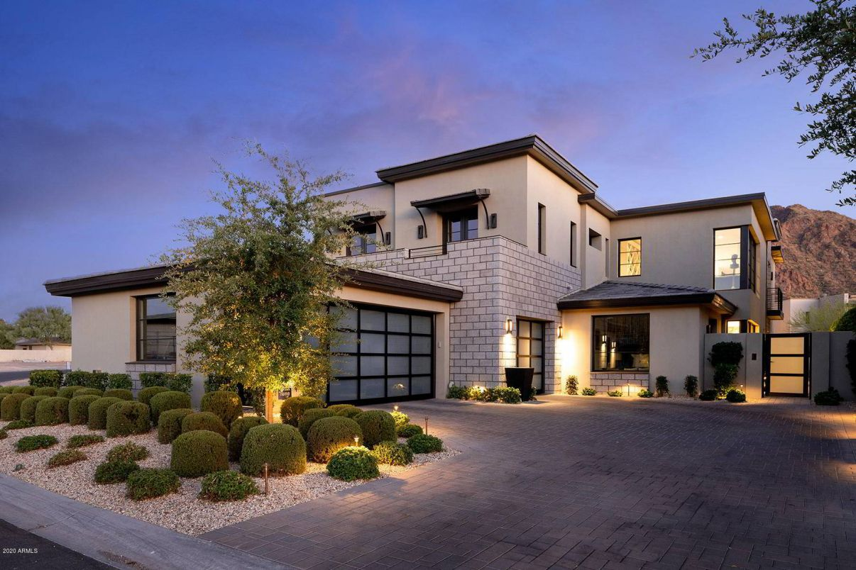 Undeniably Spectacular Paradise Valley Home for Sale