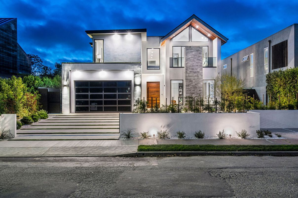 Venice Beach Home Designed and Built by the Arzuman Brothers