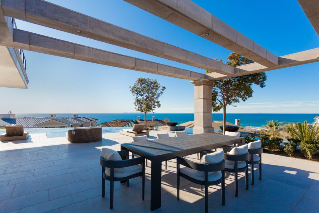Brand New Custom Ocean View Home for Sale in Dana Point