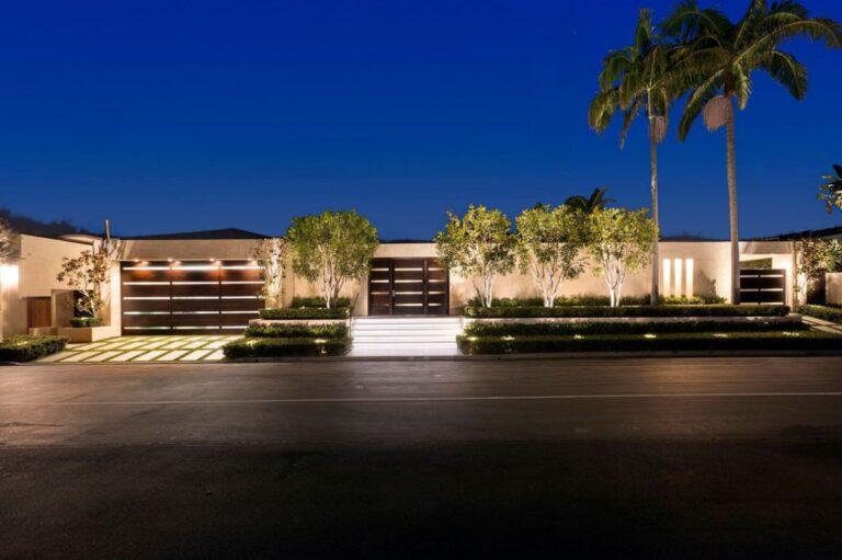 Altamar Drive Home for Sale in Laguna Beach, California