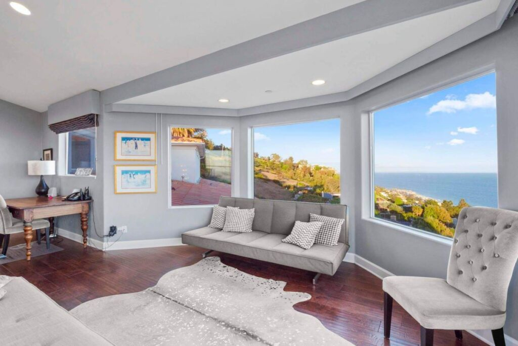 Villa Pacifico - A Trophy Home for Sale in Malibu, California