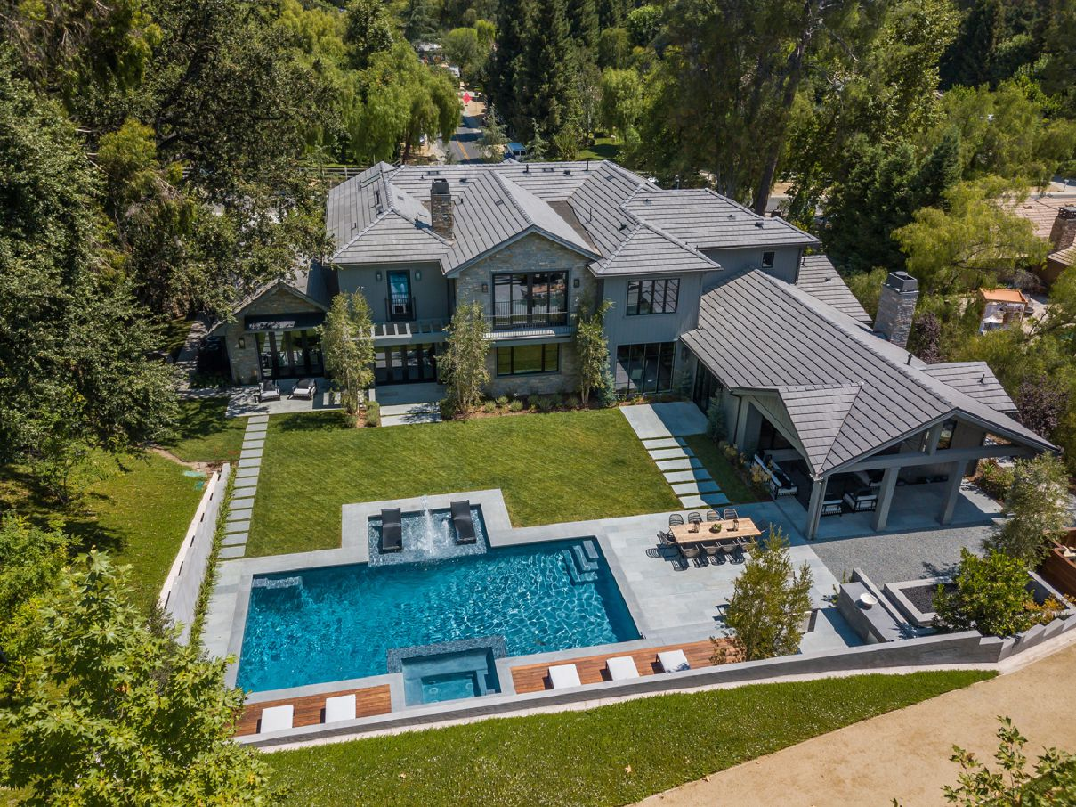 A Superbly Finished Hidden Hills Home for Sale