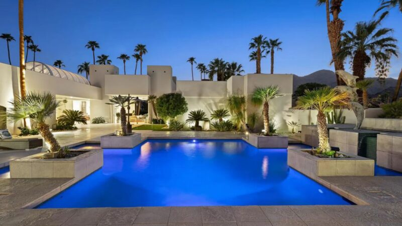 Dramatic Coachella Home for Sale in La Quinta at $4,200,000
