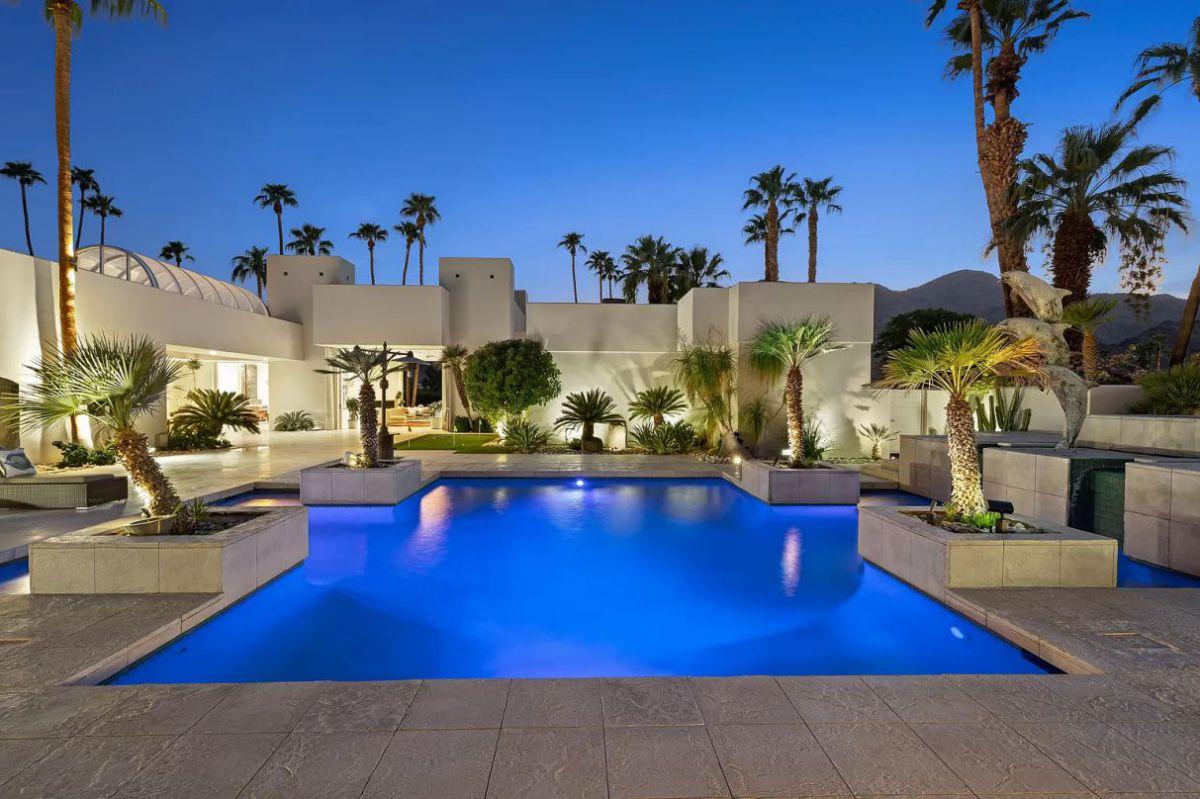 Dramatic Coachella Home for Sale in La Quinta